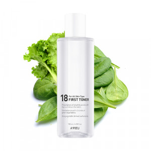 A'PIEU 18 Fresh Toner 180ml
