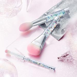 [C] Etude House Twinkle Mini Brush Set Snow Edition 1ea