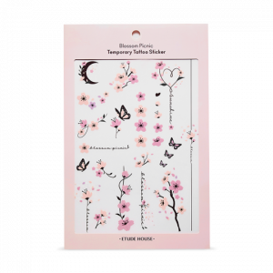 Etude House Temporary Tattoo Sticker [Blossom Picnic] 1ea