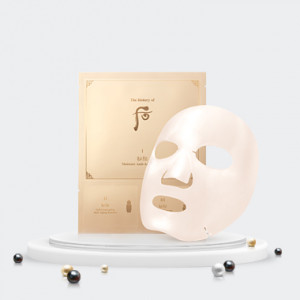 The History Of Whoo Bichup Moisture Anti-Aging Mask 27ml*5pcs