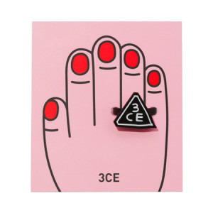 STYLENANDA 3CE Logo Ring