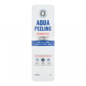 APIEU Aqua Peeling Cotton Swab Intensive 3ml