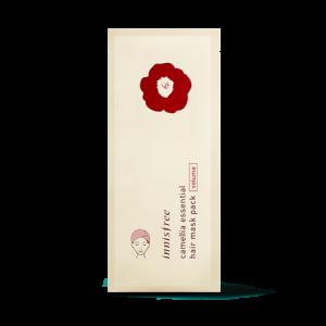 Innisfree Camellia Essential Hair Mask Pack  (Volume) 35g