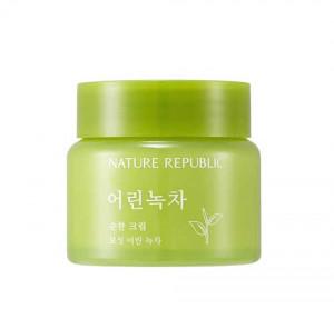 Nature Republic Green Tea Pure Cream 55ml