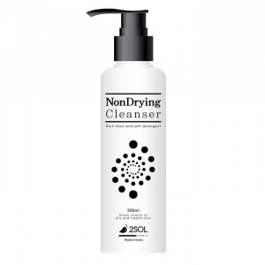 2SOL Non-Drying Cleanser 200ml