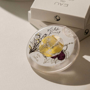 [R] Eau de sophie - violet forest hand sanitizer