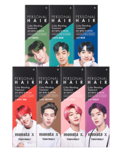 TONYMOLY [TONYMOLY X Monsta X] Personal Hair Color Blending Treatment 60ml