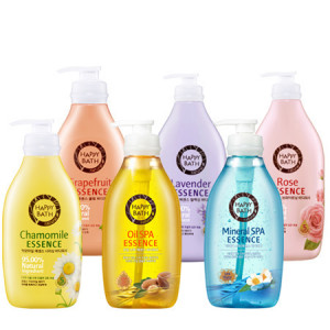 Happy Bath Essence Body Wash 500g