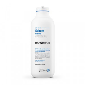 Dr.ForHair Sebum Control Shampoo 500ml