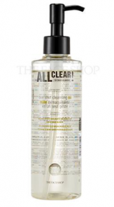 The Face Shop All Clear One Shot Cleansing Oil 250ml