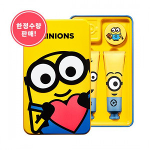 MINIONS Winter Special Set 30ml*30ml*8g
