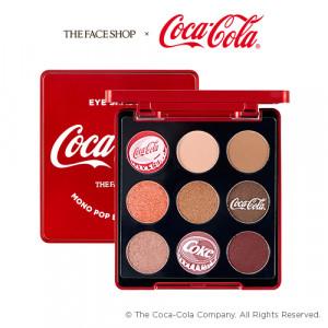 The Face Shop Mono Pop Eyes - Coca Cola 5.4g