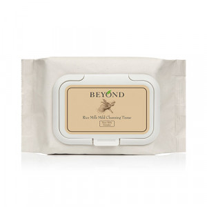BEYOND Rice Milk Mild Cleansing Tissue 50ea
