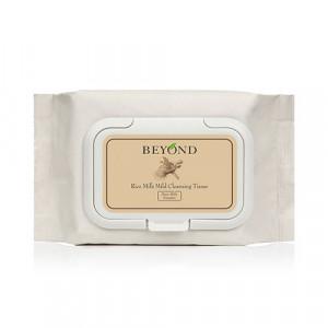 BEYOND Rice Milk Mild Cleansing Tissue 50ea