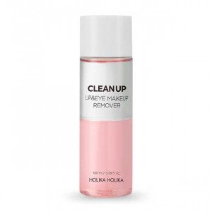 HolikaHolika Clean Up Lip & Eye Makeup Remover 100ml