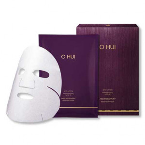 OHUI Age Recovery Essential Mask 8pcs