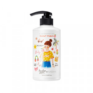 Missha All Over Perfum Body Lotion 500ml