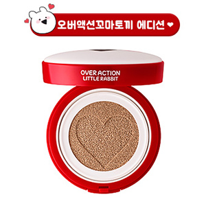 The Saem (Over Action Little Rabbit) Love Me Cushion 14g