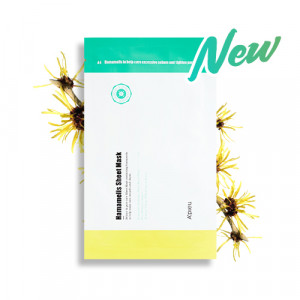 APIEU Hamamelis Sheet Mask 21g