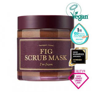 I'm from Fig Scrub Mask 120g