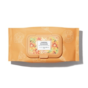 The Saem Garden Pleasure Calendula Cleansing Tissue 100P