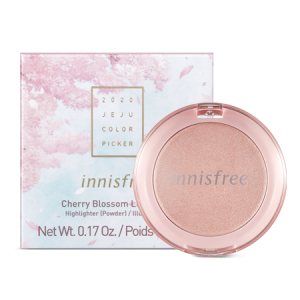Innisfree [2020 Jeju Color Picker Cherry Blossom] Cherry Blossom Luminizer 5g