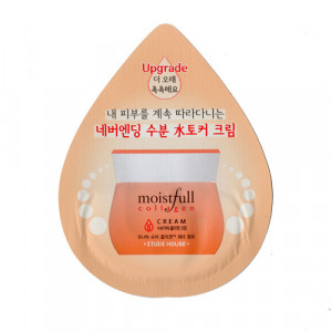 [S] Etude House Moistfull Collagen Cream 1ml*10