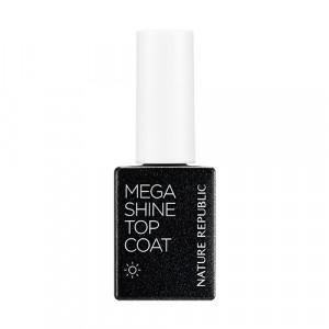 Nature Republic 2018 Sunny Gel Nail Mega Shine Top Coat 8.5ml