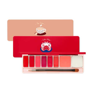 Etude House Play Color Lip and Cheek Palette 0.6*12, 1g*2