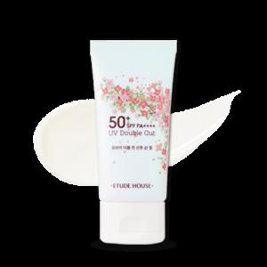 Etude House [2020 S/S Heart Blossom Collection] UV Double Cut Sun Gel Heart Blossom 50ml