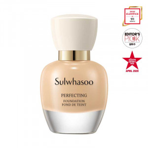SULWHASOO Perfecting Foundation SPF17/PA+