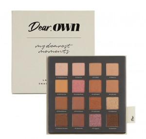 Dear.Own Lazy & Cozy Eye Shadow Palette 13g