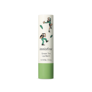 Innisfree 2019 Eco Hankie X Green Tea Lip Balm 3.6g