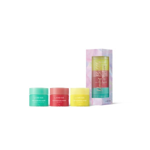 Laneige [Dream Bubble holiday Collection] Lip Sleeping Mask Set 8g*3