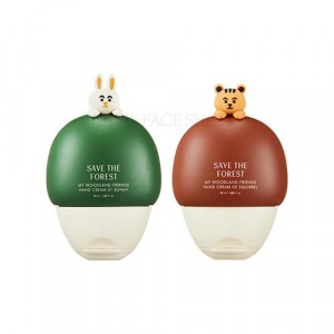 The Face Shop [Save The Forest] Hand Cream 55ml