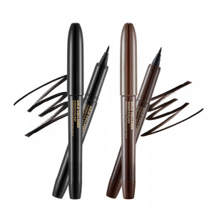 The Face Shop Gold Collagen Marker Eyeliner 1ml