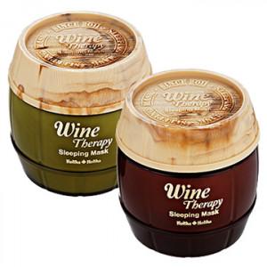 HolikaHolika Wine Therapy Sleeping Mask Pack 120ml
