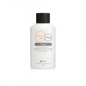 2SOL Sebum Less Pore Toner 200ml