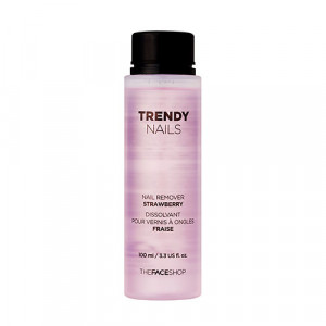 The Face Shop Trendy Nail Remover 100ml