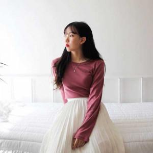 [R] Coupleioa Soft Long Sleeve Shirts 1+1