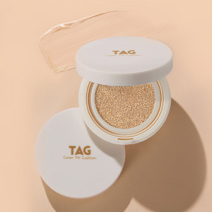 Too Cool For School Tag Cover Fit Cushion SPF50+ PA+++ 10g