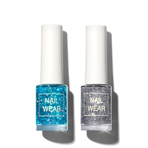 The Saem Summer Beach Collection Nail wear Glitter 7ml
