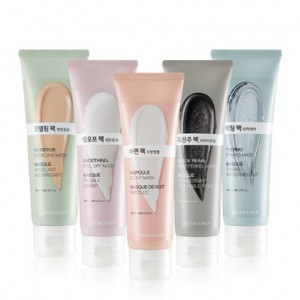 THE FACE SHOP Baby Face Pack 50ml