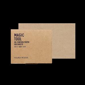 HolikaHolika Magic Tool Oil Control Paper 100 Sheets 100p