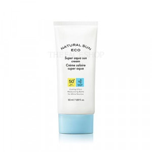 The Face Shop Natural Sun Eco Super Aqua Sun Cream SPF50+ PA+++ 50ml