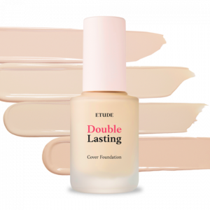 Etude House Double Lasting Cover Foundation SPF50+ PA++++ 30g