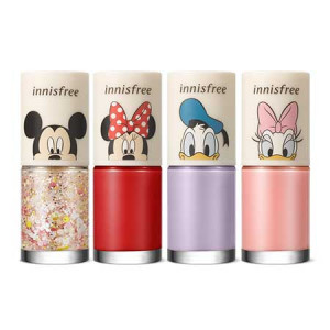 Innisfree [Hello 2020 Mickey Friends] Real Color Nail 6ml