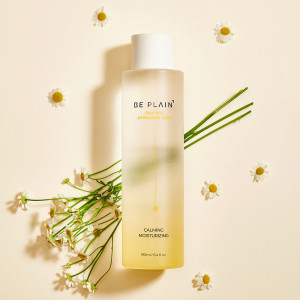 Be Plain Chamomile pH-Balanced Toner 190ml