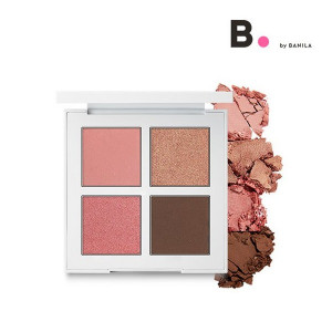 Banila Co B By Banila Eyecrush Shadow Palette 1.6g*4