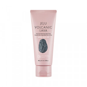 The Face Shop jeju Volcanic Lava Impurity Removing Nose Pack 50g